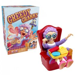 Goliath Greedy Granny Board Game