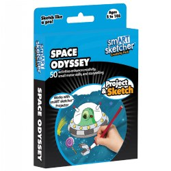smART Sketcher Space Odyssey Creativity Pack