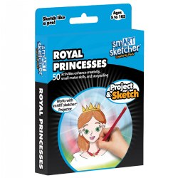 smART Sketcher Royal Princesses Creativity Pack