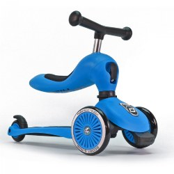 Scoot and Ride 2-in-1 Bike and Kick Scooter - Blue