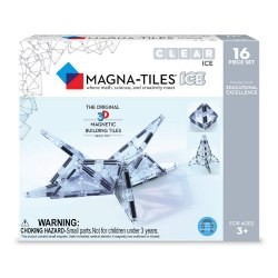 Magna-Tiles® 16-Piece ICE Set