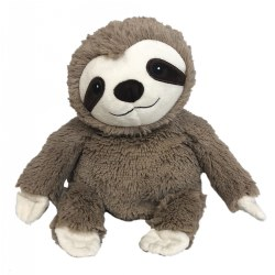 "Warmies® Microwavable Plush 13"" Sloth"