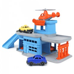 Pretend Play Parking Garage