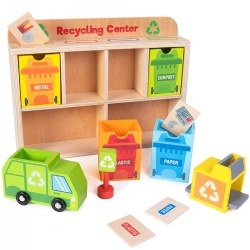 Reduce & Reuse Recycling Center