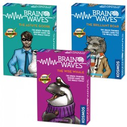 Brainwaves Memory Games