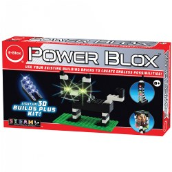 E-Blox Power Blox Builds Plus