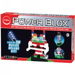 E-Blox Power Blox Builds Deluxe