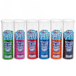 Playfoam Pluffle Basic Colors - 6 Pack