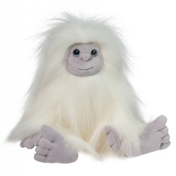 "Jurgen the Yeti Plush 9"" Tall"