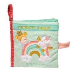 Rainbow Magic Soft Crinkle Cloth Activity Book