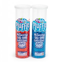 Playfoam Pluffle Basic Colors - 2 Pack