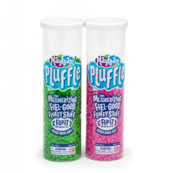 Playfoam Pluffle Bright Colors - 2 Pack