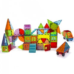 Magna-Tiles® Metropolis 110-Piece Set