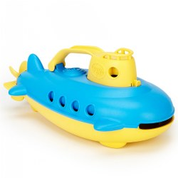 Eco-Friendly Floating Yellow Submarine For Toddlers