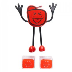 Illuminating Red Glo Pals Character - Sammy