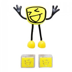Illuminating Yellow Glo Pals Character - Alex