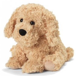 Warmies® Plush - Golden Dog 13""