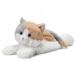Warmies® Plush - Calico Cat 13""