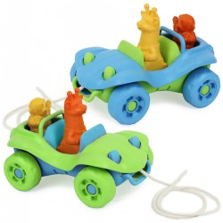 Dune Buggy Pull Toy Set of 2