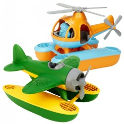 Eco-Friendly Sea Copter and Sea Plane Set