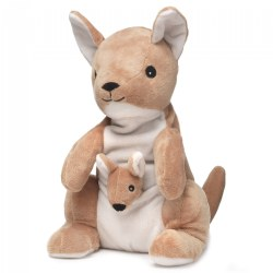Warmies® Plush - Kangaroo 13""