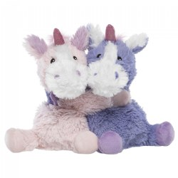 Warmies® Plush - Hugs Unicorn 8.5""