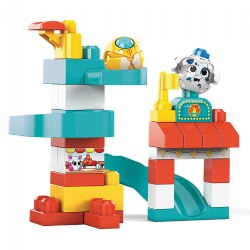 MEGA® BLOKS Peek-A-Blocks™ Amusement Park