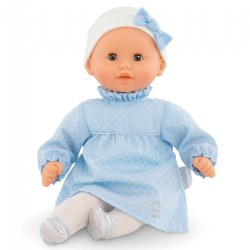 Bebe Calin Marguerite Winter Sparkle Doll