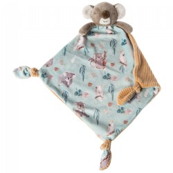 "Little Knottie Down Under Koala Blanket - 10"" x 10"""