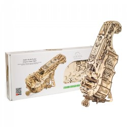 UGears Hurdy-Gurdy - Mechanical Model Kit
