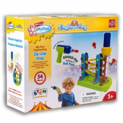 EduToys® MyFirst® Engineering® Zip-Zap Drop