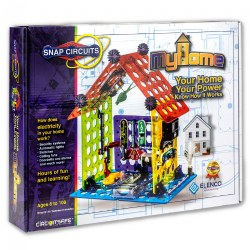 Elenco® MyHome Snap Circuits® - Electricity Projects