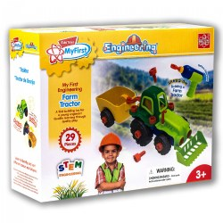 EduToys® MyFirst® Engineering® Farm Tractor