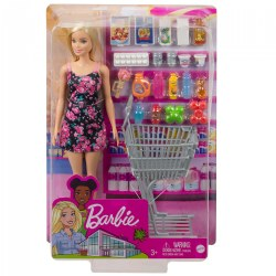 Barbie® Doll Shopping Time Playset - Blonde