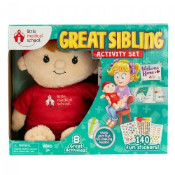Little Medical School Great Sibling Activity Set - 8 Great Activities