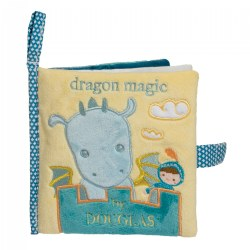 Demitri Dragon Magic Cloth Activity Book