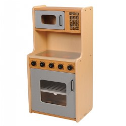 Classic Maple Laminate Range/Microwave (Factory Second)