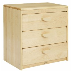 Premium Solid Maple Chest of Drawers
