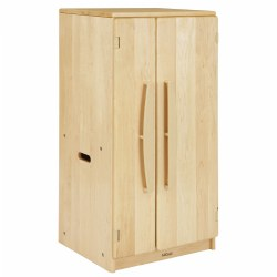 Premium Solid Maple Refrigerator