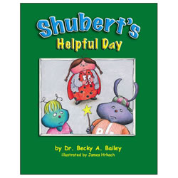 Shubert's Helpful Day - Paperback (English)