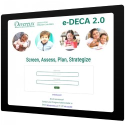 e-DECA By Assessment (Single) Ratings, 40-Block