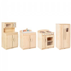 Premium Solid Maple Kitchen Units