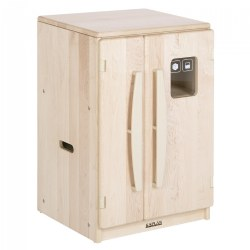 Maple Toddler Refrigerator - Factory Second
