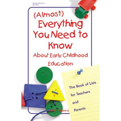 (Almost) Everything You Need to Know About Early Childhood Education