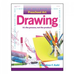 Preschool Art: Drawing - Paperback