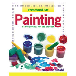 Preschool Art: Painting - Paperback