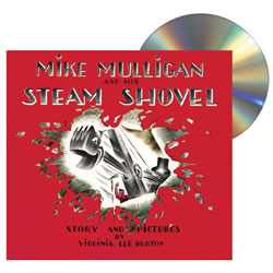 Mike Mulligan - CD and Paperback