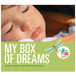 My Box of Dreams: Songs for Bedtime CD