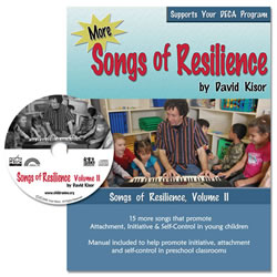 Songs of Resilience Volume II, Teacher's Manual and CD