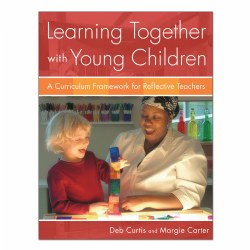 Learning Together With Young Children - Paperback